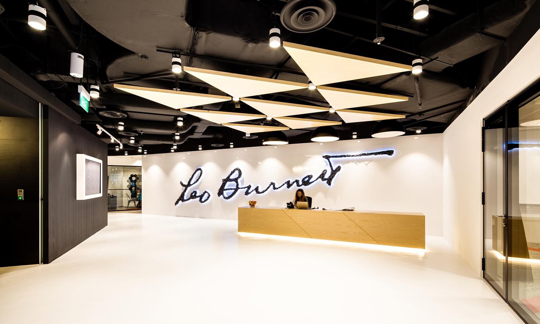 Leo Burnett Singapore-办公