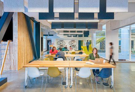 旧金山Capital One Labs金融公司 / O+A