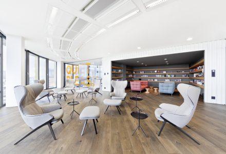 娱乐多功能Avast公司办公空间设计