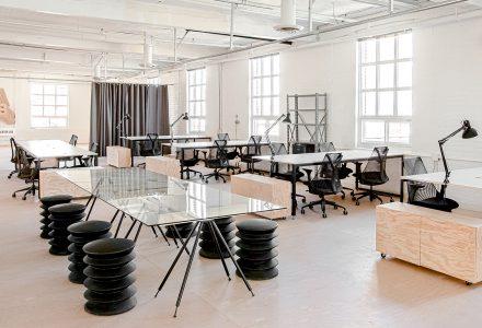 加拿大68 Claremont自由办公空间设计