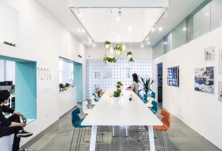 北京海狸工坊办公空间设计
