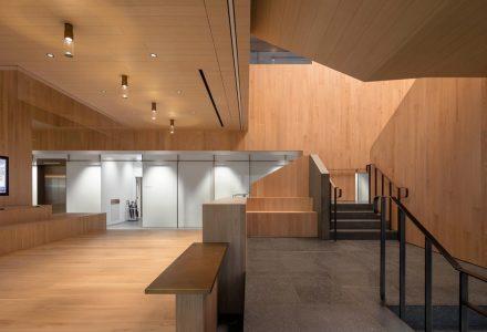 彭博香港办公室设计/Neri&Hu
