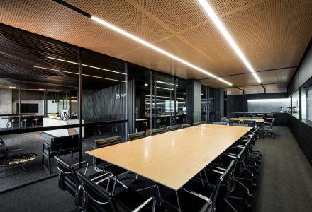 澳大利亚酷劲十足的Hillam办公室
