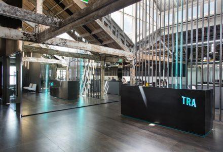 原始质感TRA办公室设计
