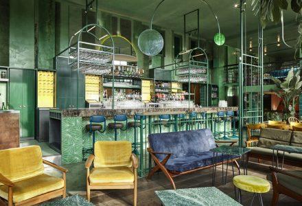 阿姆斯特丹Botanique酒吧+咖啡馆