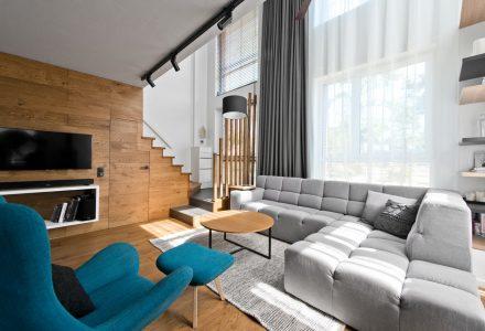 85㎡的LOFT住宅设计
