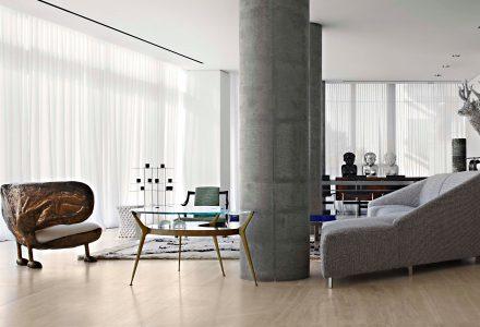极简主义Yabu&Pushelberg住宅 / 雅布设计
