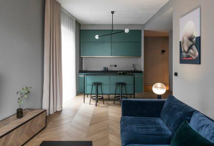 67㎡精品小户型公寓设计