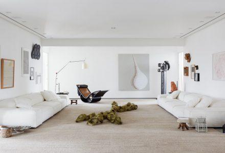 艺术品收藏者的住宅设计
