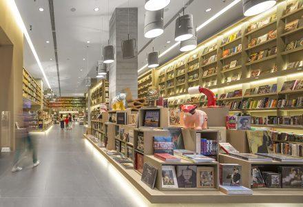 里约热内卢Saraiva多业态书店设计