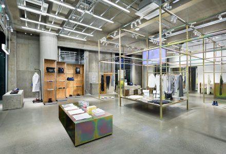 东京·CABANE de ZUCCa时装店设计