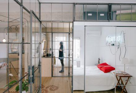 单身女性公寓改造设计