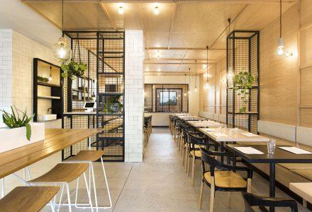 墨尔本·Hutch&Co咖啡简餐店 / Biasol