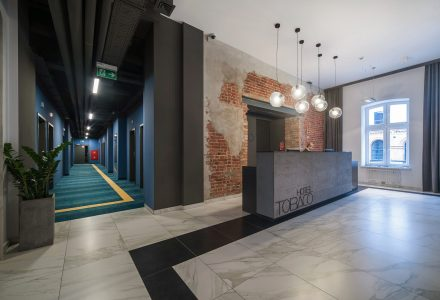 波兰公寓厂房改造TOBACO HOTEL