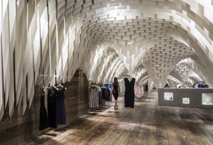 重庆·S.N.D梦幻时尚服装店设计