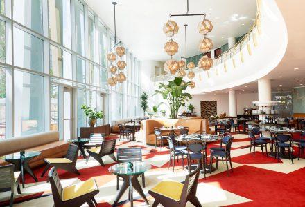 60年代精品商务酒店—DURHAM
