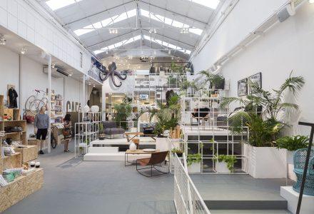 阿根廷Editor购物中心改造设计