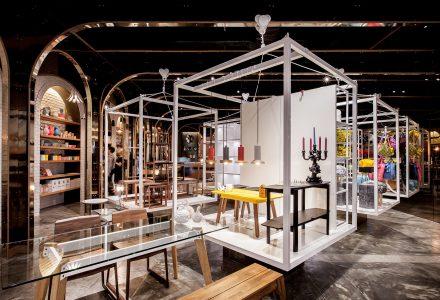 泰国Room Concept Store设计师产品零售店