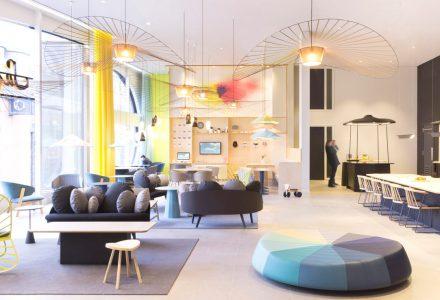 荷兰海牙Novotel Suites诺富特套房酒店