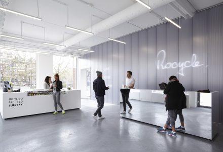 荷兰Rocycle精品健身俱乐部