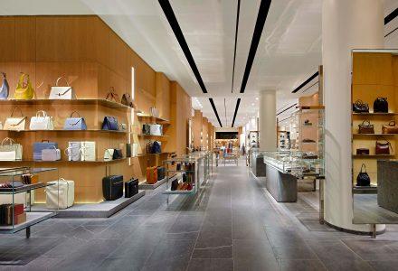 纽约Barneys奢侈品购物中心 / 雅布设计