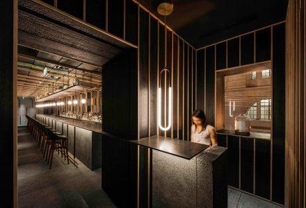 上海Chi-Q工业风精品餐厅 / Neri&Hu