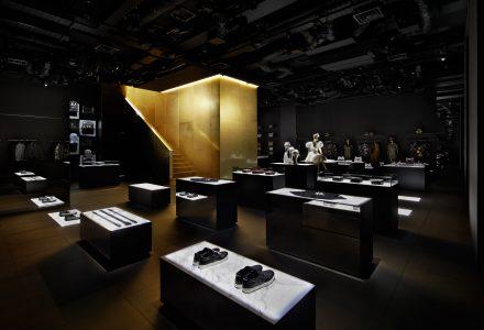 东京青山Dolce & Gabbana精品时装店