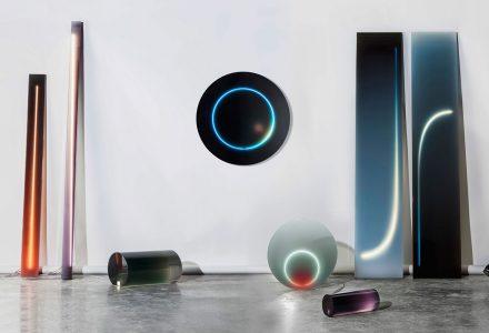 Sabine Marcelis用光和颜色打造室内空间