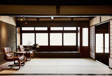 120年历史的京都町屋