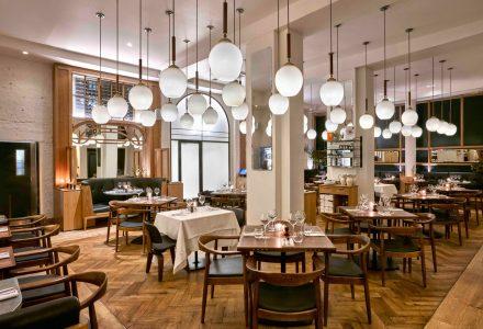 追溯丹麦文化的Modern Pantey餐厅