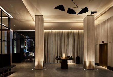 纽约SOHO区11 Howard北欧风格酒店
