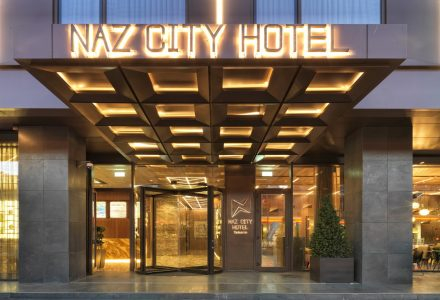 塔克西姆纳兹城酒店NAZ CITY HOTEL