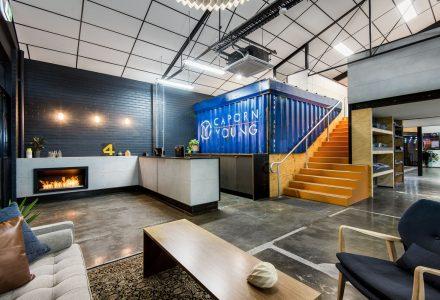 澳大利亚Caporn Young公司办公室设计