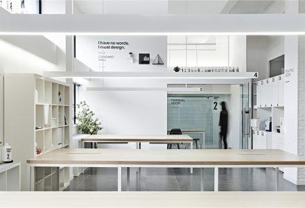 上海工厂旧址改建时尚设计工作室