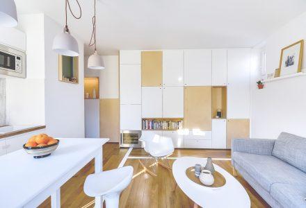 """30平米""""干货型""""小户型公寓设计"""