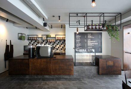 """立陶宛""""骑士""""Kavalierius咖啡店"""