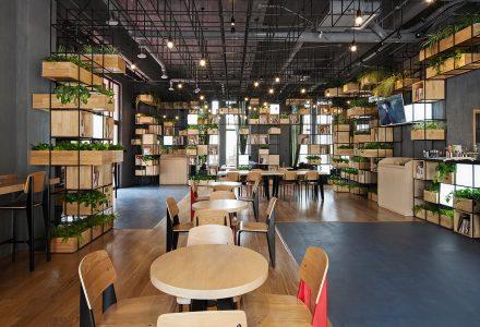 """北京·""""深呼吸""""Home Café品牌咖啡店"""