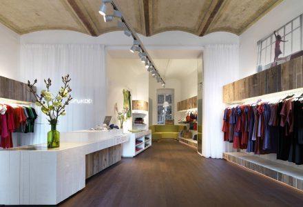奥地利维也纳Anukoo概念时装店设计