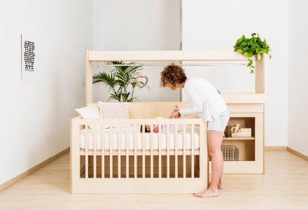 让宝宝们喜笑颜开的家具