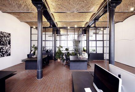 巧克力工厂改造Sauspiel游戏公司办公室