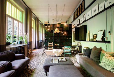 比利时Nights Only hotel北欧风酒店设计