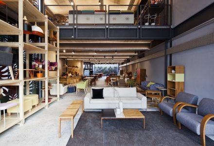 巴西圣保罗Fernando Jaeger品牌家具店
