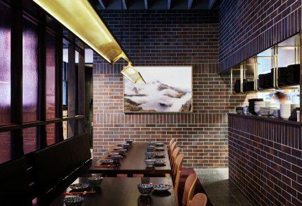 墨尔本Lee Ho Fook中餐馆