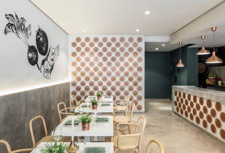 西班牙·清新的NAC特色餐厅设计