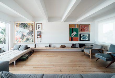 里斯本180平米北欧风情复式公寓