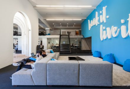 全球学生住房市场公司Uniplaces总部办公室