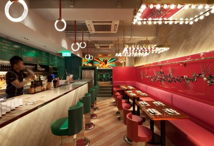 香港·隐蔽的Mrs Pound(磅太太)地下酒吧餐厅