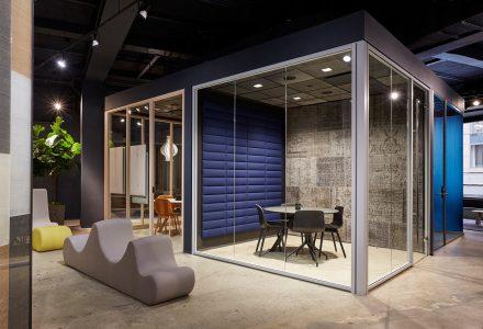 纽约Studio-Tag产品设计公司办公室+展厅