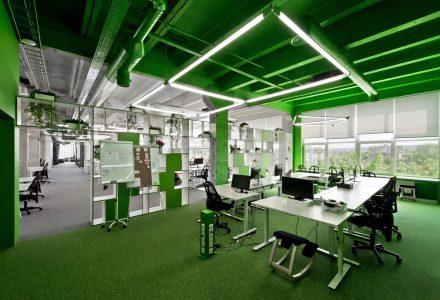 立陶宛VINTED 4TH办公空间设计
