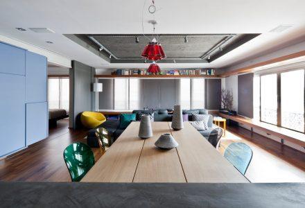 巴西BP公寓设计